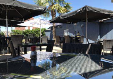 Een oase van rust - Brasserie De Oase in Merelbeke