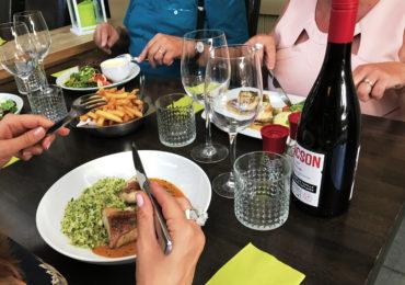 Eten om bij te watertanden - Brasserie De Oase in Merelbeke